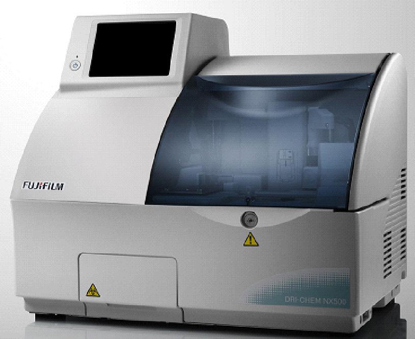 臨床化学分析装置 富士トライケムNX500